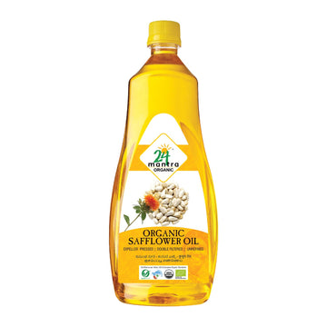 Organic Safflower Oil (LT)