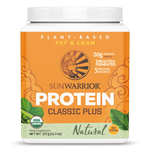 Classic Protein Plus Organic Natural (375G)