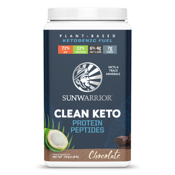 Clean Keto Protein Peptides Chocolate (720G)
