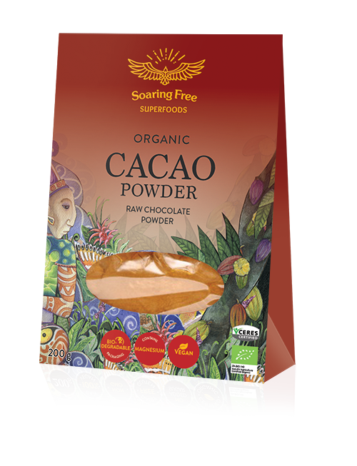 Organic Raw Cacao Powder (200G)