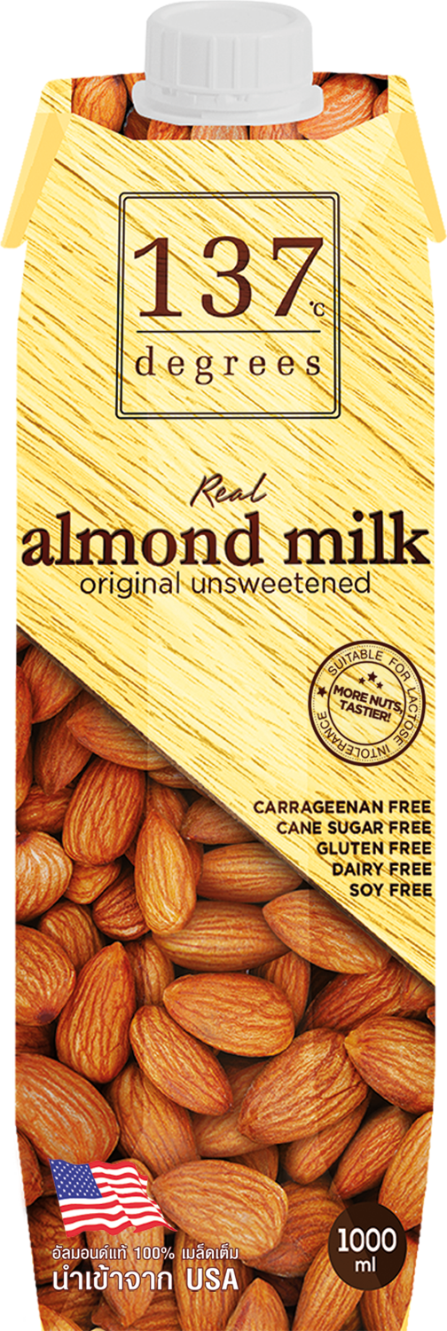 Almond Milk Unsweetened (1000ML)