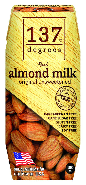 Almond Milk Unsweetened (180ML)