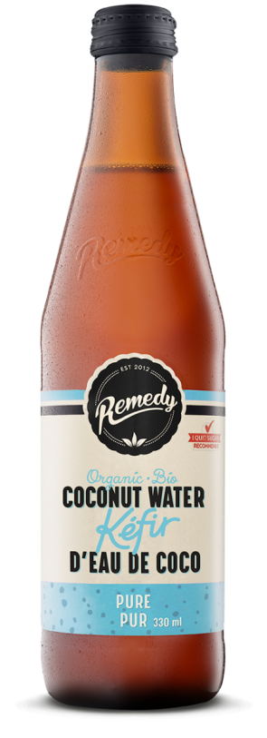 Organic Kefir Coconut Water (330ML)