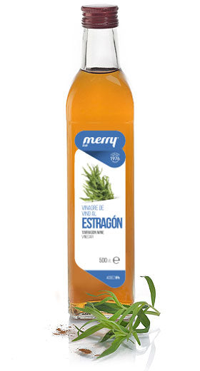 Tarragon Wine Vinegar (500ML)