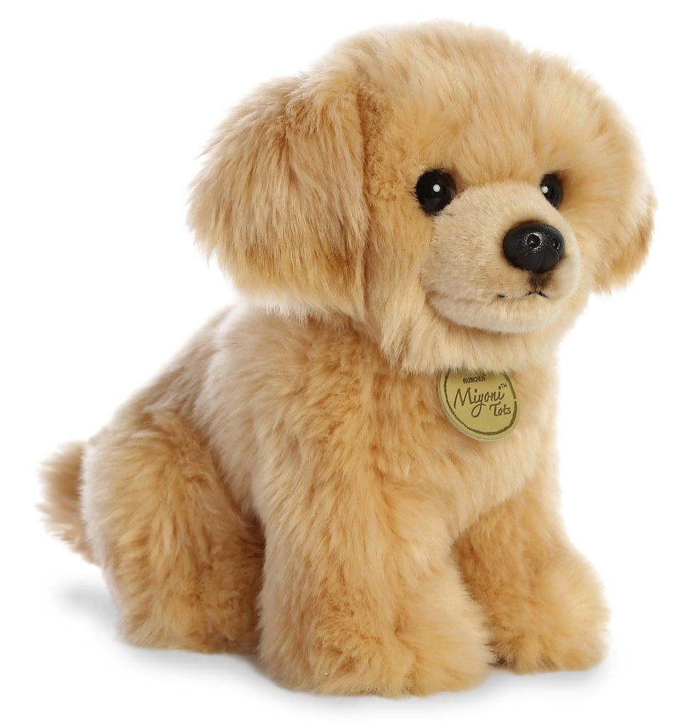 "Aurora Miyoni - 11"" Golden Retriever Pup"