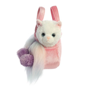 "Aurora Fancy Pals - 7"" Furries Sunset Kitten"