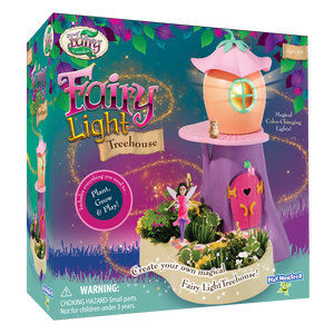 My Fairy Garden - Light Treehouse