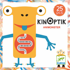 Kinoptik - Animonster