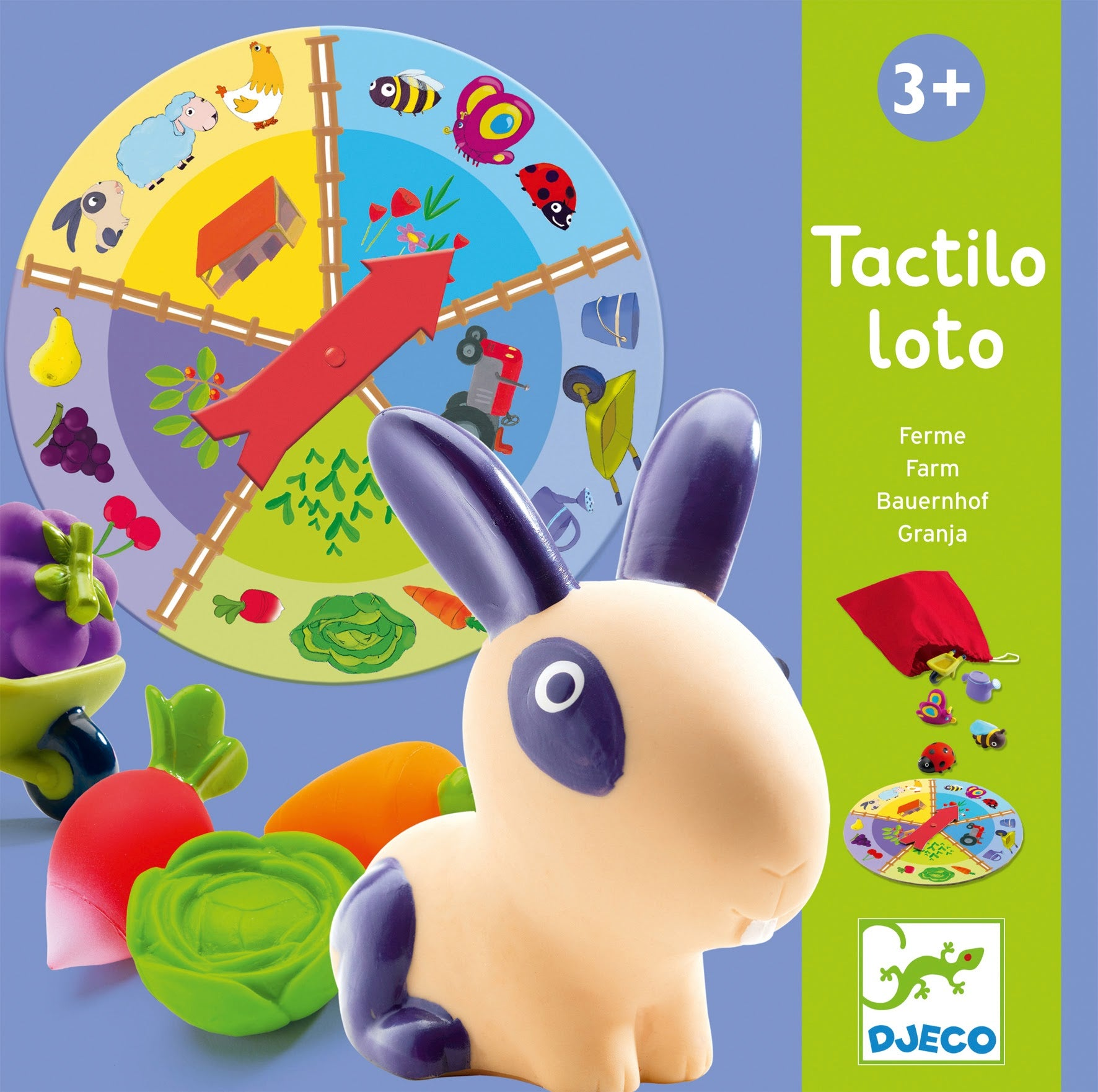 First Games - Tactilo Loto