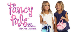 "Aurora Fancy Pals - 7"" Shimmers Puppy Carrier"
