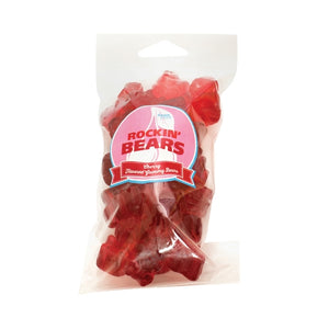 Sweet Pete's Cherry Rockin' Bears --5.4oz Bagged