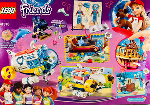 Lego Friends - Dolphins Rescue Mission