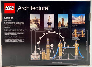 Lego Architecture - London