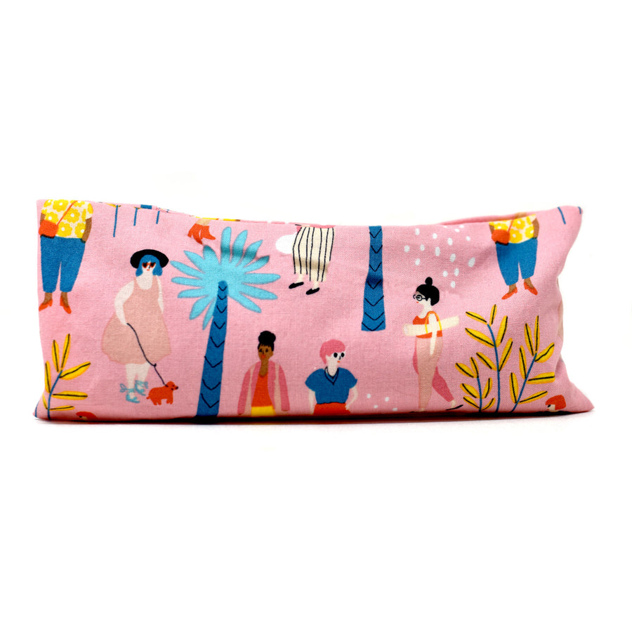 EYE PILLOW (CYPRESS + PINK GRAPEFRUIT)