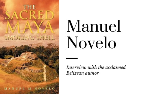 The best fiction book to read about the Mayan culture from Belizean Author