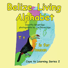 Load image into Gallery viewer, Belize Living Alphabet