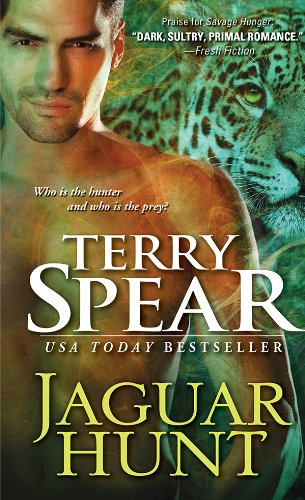 Jaguar Hunt (Heart of the Jaguar Book 3)