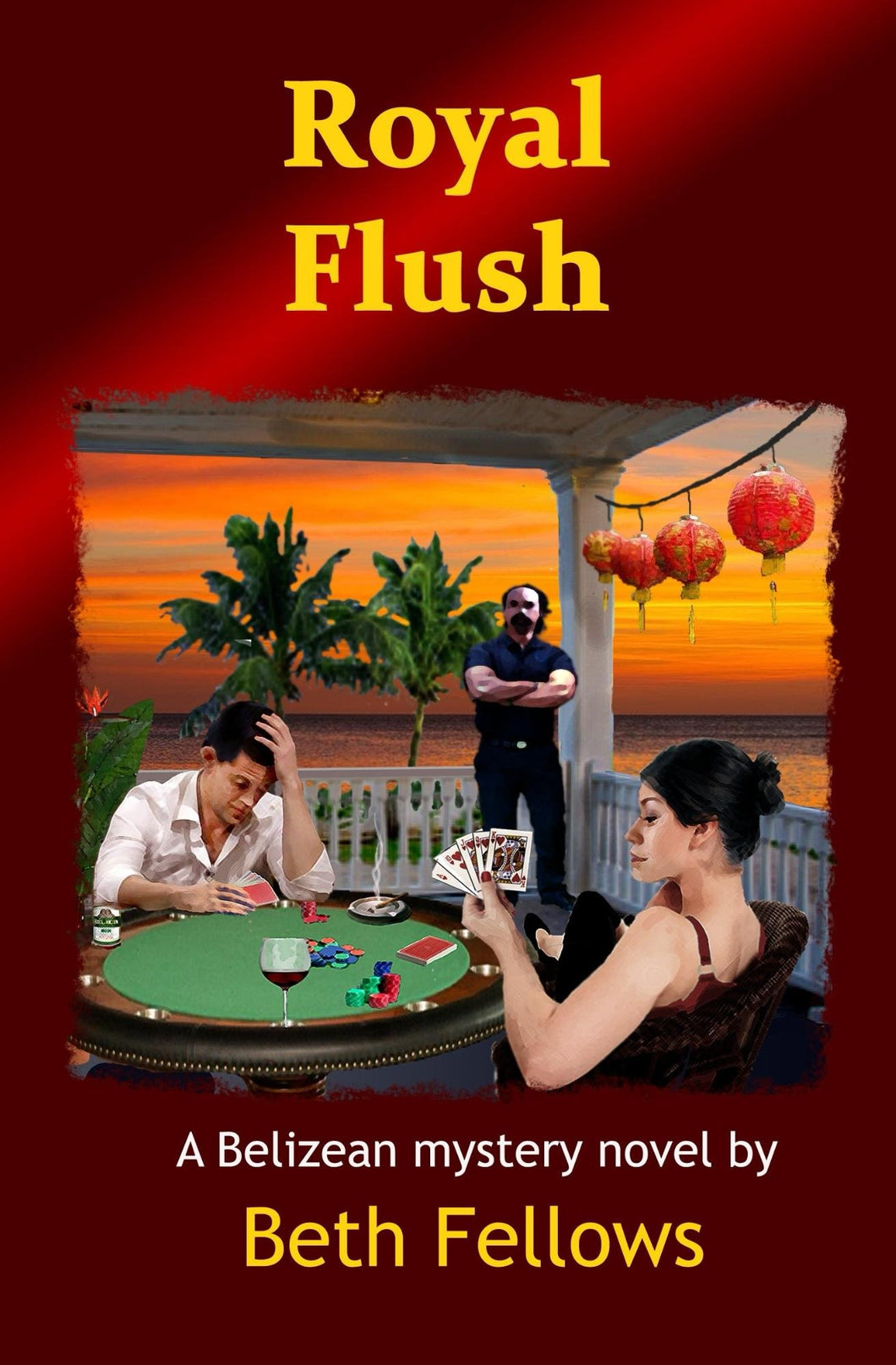 Royal Flush (Belize Mystery Series Book 4)