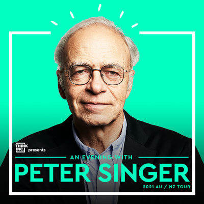 AN EVENING WITH PETER SINGER