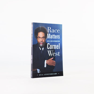 Dr Cornel West - Race Matters, 25th Anniversary - Signed Copy