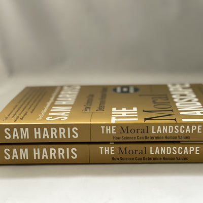 Sam Harris - The Moral Landscape - Signed