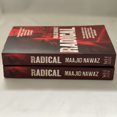 Maajid Nawaz - Radical: My Journey out of Islamist Extremism - Signed
