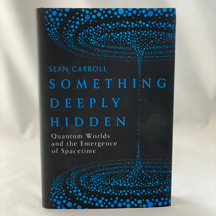Sean Carroll - Something Deeply Hidden