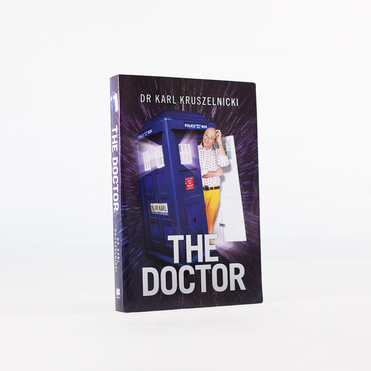 Dr Karl Kruszelnicki - The Doctor