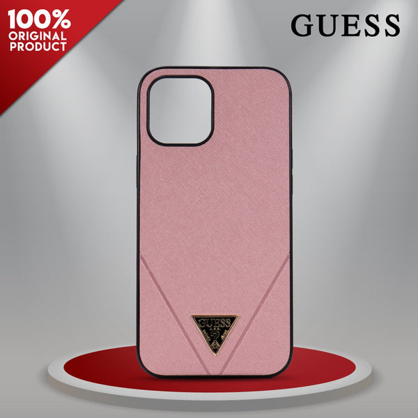 Guess - Saffiano V Stitch - iPhone 12 / 12 Pro / Pro Max