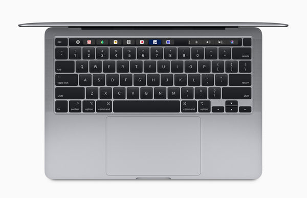 "Macbook Pro 2020 13"" 8/512GB Touch Bar i5 1.4GHz - New Resmi iBox"
