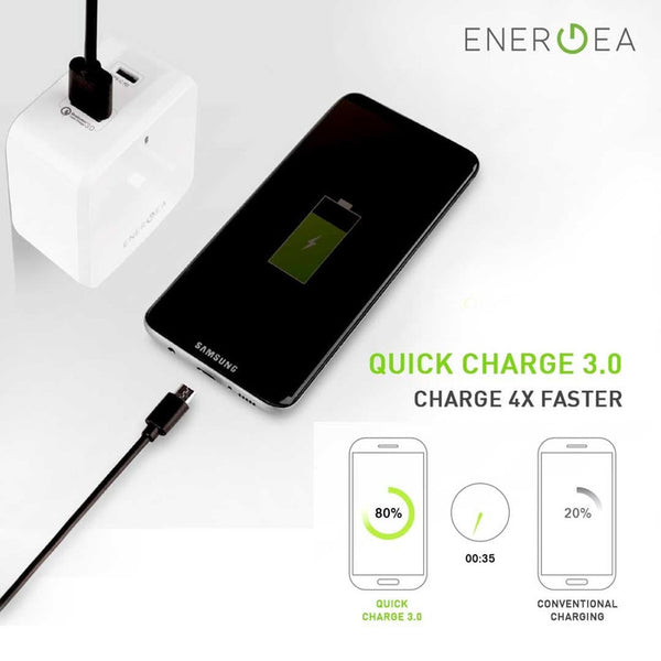 Charger Energea Travelite 3.4A 2-USB