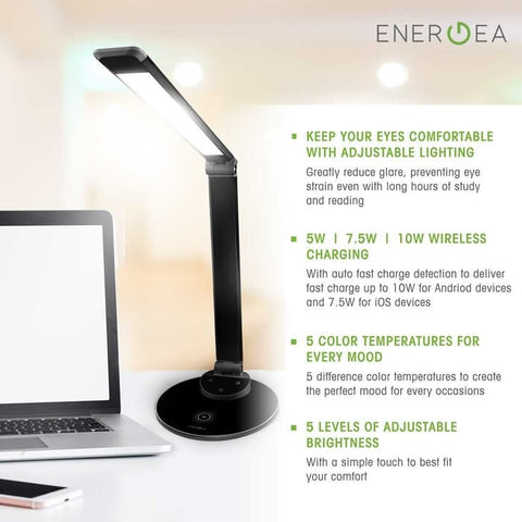 Wireless Fast Charging Energea Wilamp
