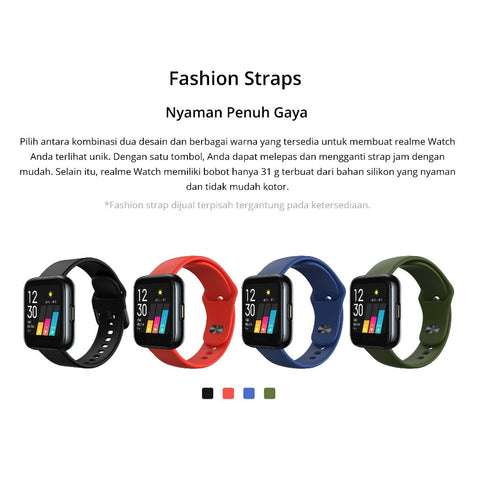 Realme Watch Fashion Strap