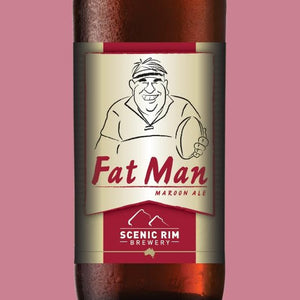 Fat Man Maroon Ale 4-pack