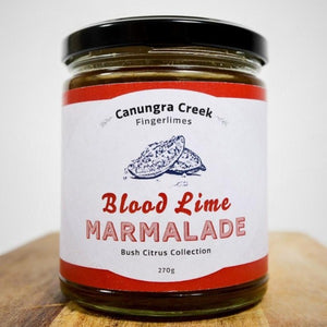 Blood Lime Marmalade 270g