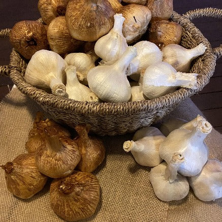 Smoked Russian Garlic - 200g