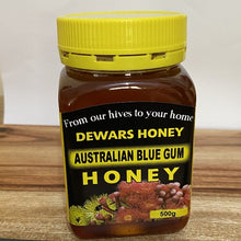 Load image into Gallery viewer, Australian Blue Gum Honey 500g