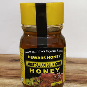 Australian Blue Gum Honey 500g