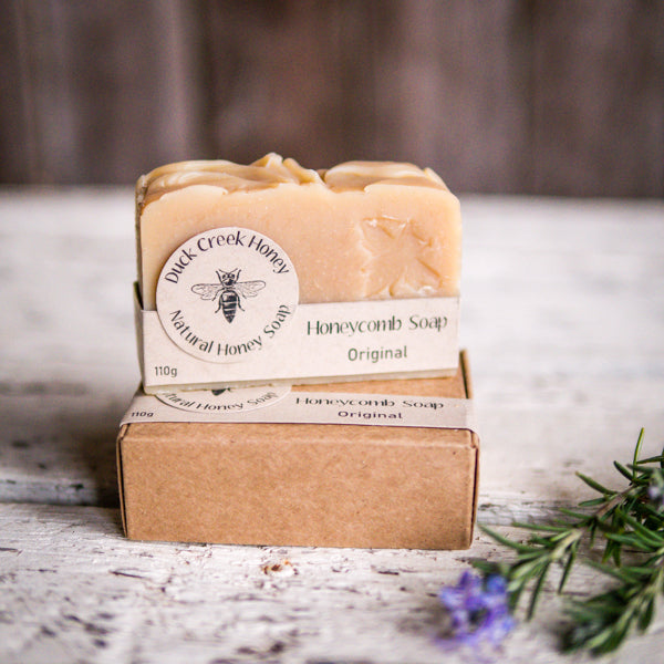 Honeycomb Soap - original 110g