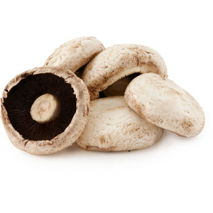 Large Flat Mushrooms 300g