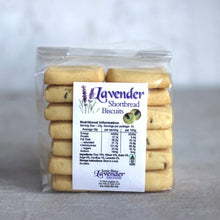 Load image into Gallery viewer, Lavender Shortbread