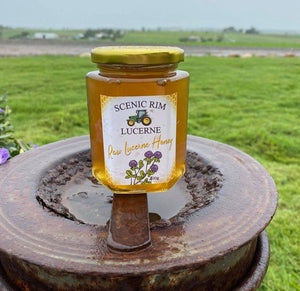 Lucerne Honey 400g