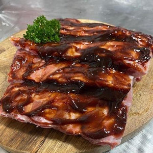 Pork USA Style Ribs - Memphis BBQ Rub (1kg)