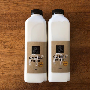 Fresh Camel Milk 1L