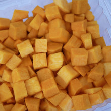 Load image into Gallery viewer, Diced Pumpkin 1kg