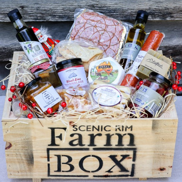 DELUXE CHRISTMAS GIFT BOX - give the gift of the Scenic Rim