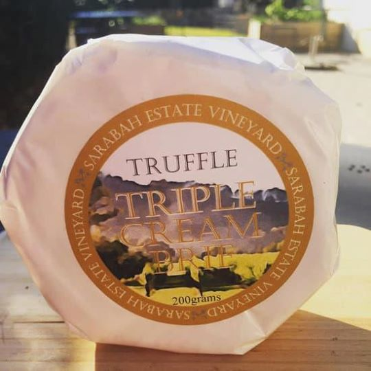 Truffle Triple Cream Brie 200g
