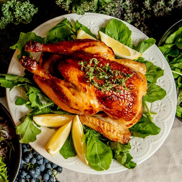 Christmas Lunch Whole Chicken (uncooked) **Delivered 23 December only
