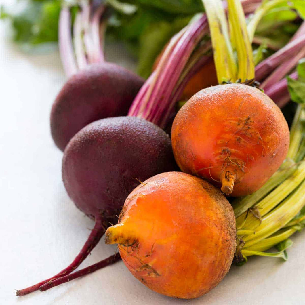 Golden Beetroot Bunch