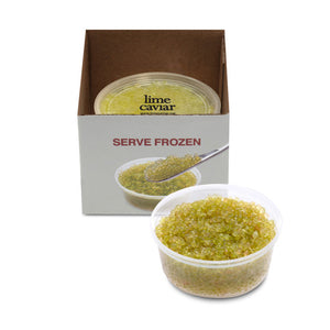Lime Caviar - 2 pack